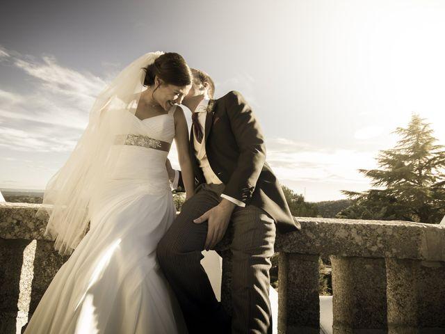 La boda de Benedicto y Vanesa en Hoyo De Manzanares, Madrid 35