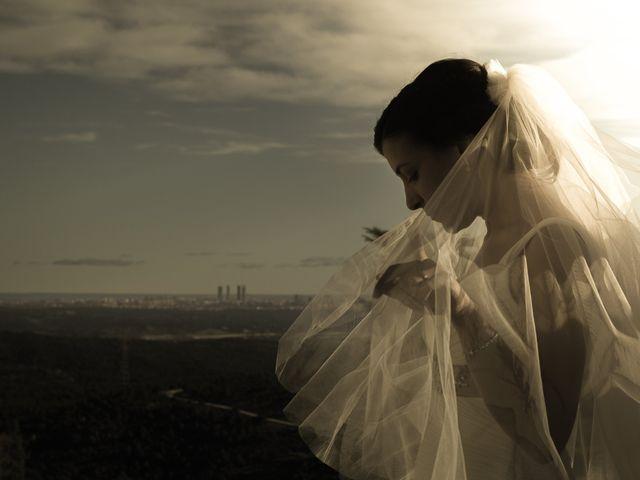 La boda de Benedicto y Vanesa en Hoyo De Manzanares, Madrid 36