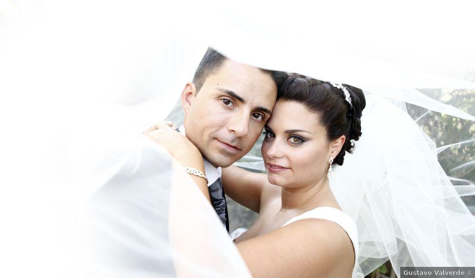 La boda de Andres y Rosi en Alora, Málaga