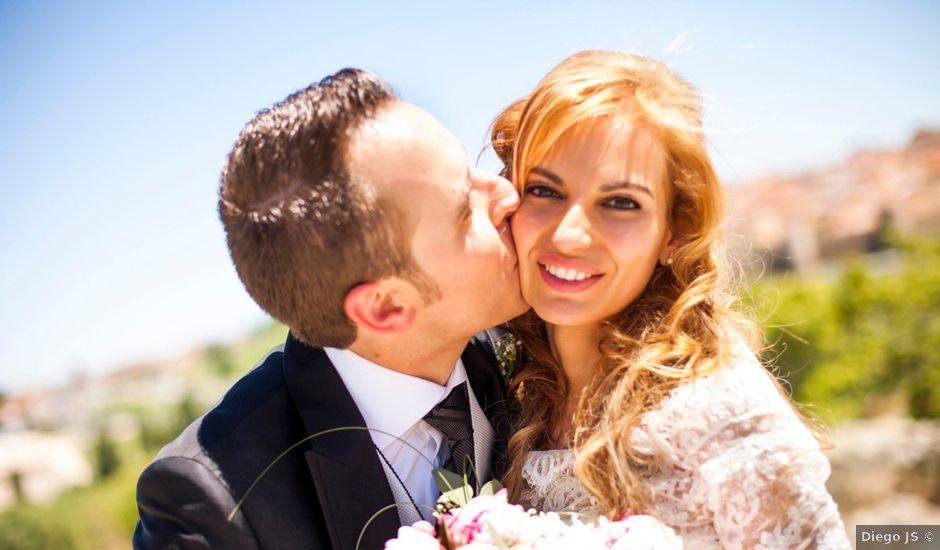 La boda de Antonio y Ana en Ávila, Ávila