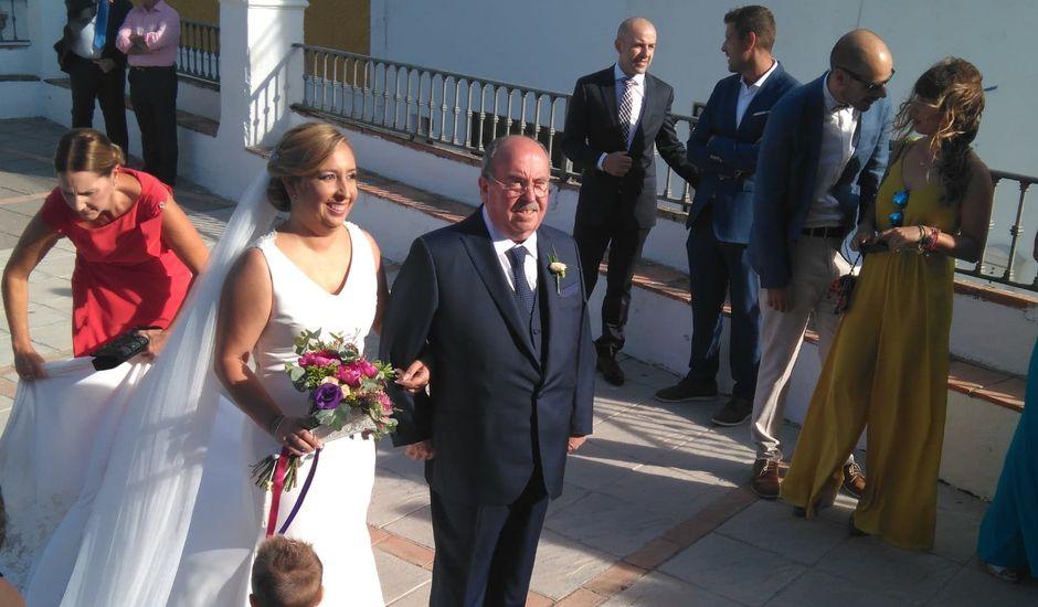 La boda de Mariano y Nieves  en Conchar, Granada