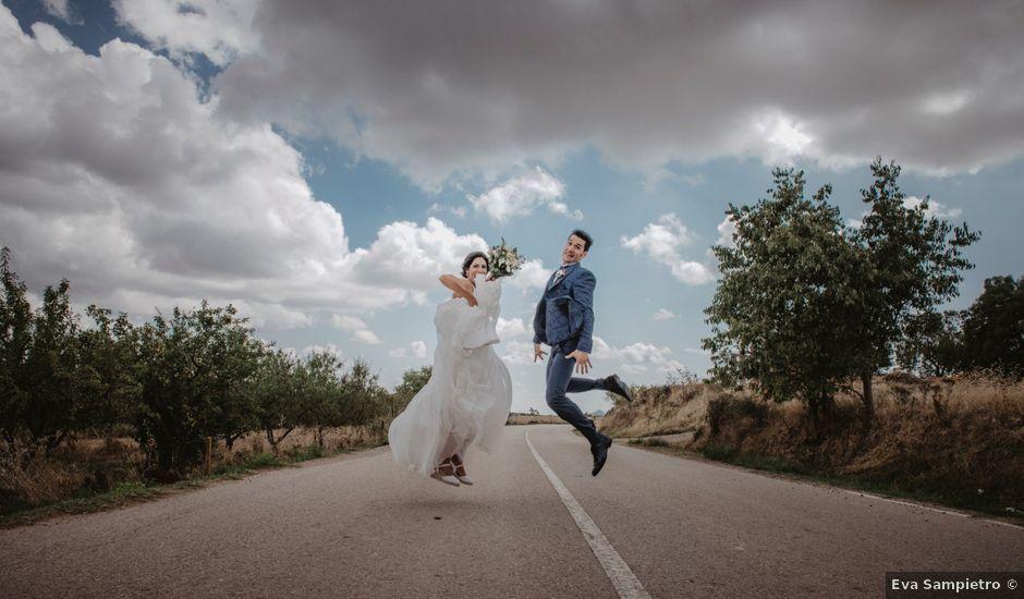 La boda de Samuel y Ana en Barbastro, Huesca