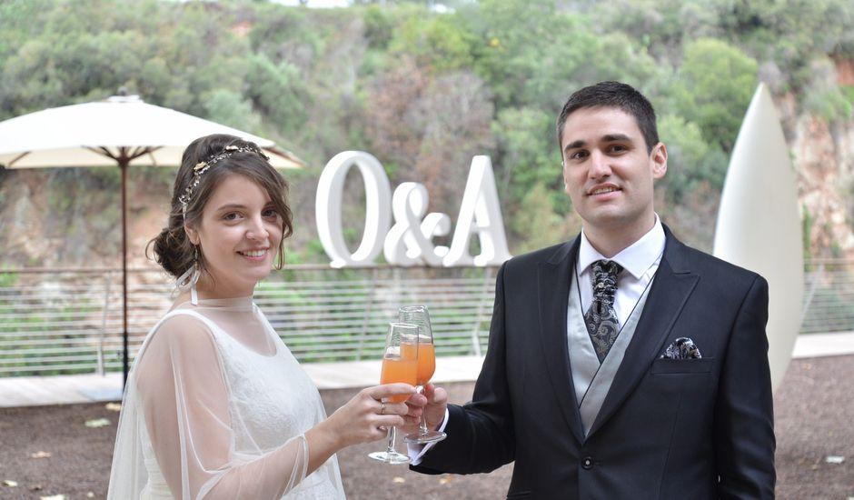 La boda de Alba y Óscar en Caldes De Montbui, Barcelona