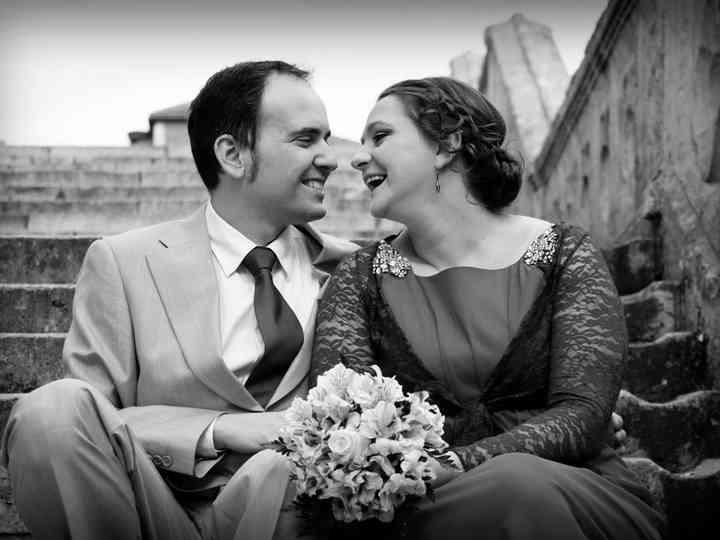 La boda de Raquel y Víctor