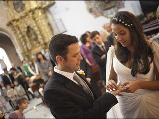 La boda de Elena y Daniel