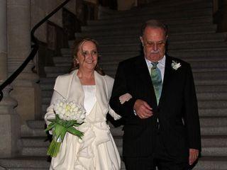 La boda de Fina y David