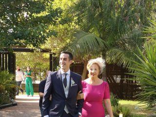 La boda de Rosalía  y Adrián  2