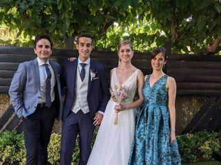 La boda de Rosalía  y Adrián