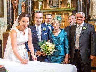 La boda de Nekane y Aritz