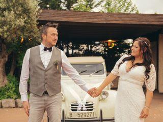 La boda de Ana y Vicens