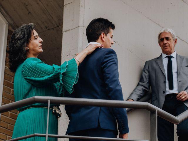 La boda de Jose y Marta en Madrid, Madrid 15