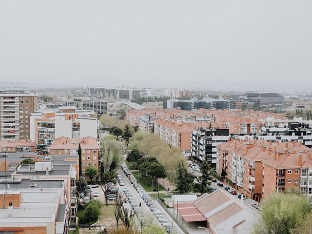 La boda de Jose y Marta en Madrid, Madrid 24
