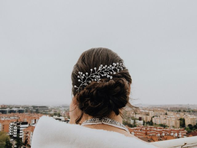 La boda de Jose y Marta en Madrid, Madrid 46