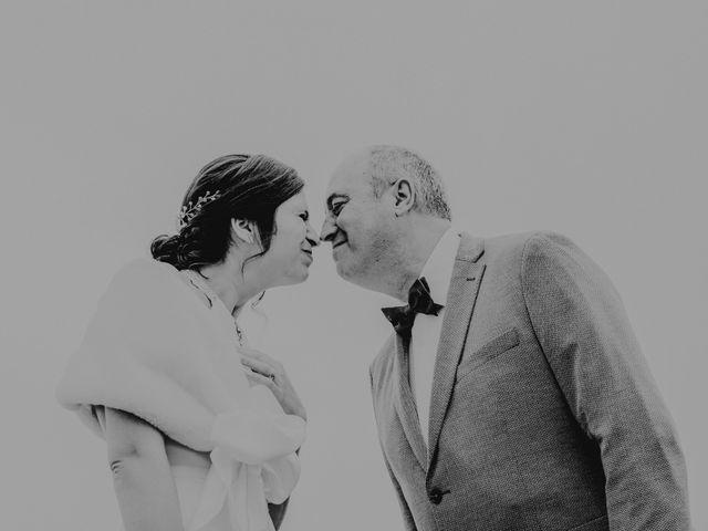 La boda de Jose y Marta en Madrid, Madrid 54