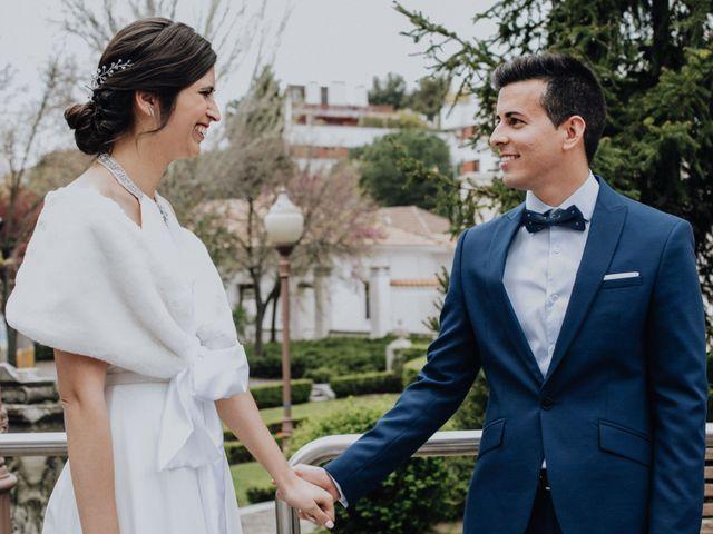 La boda de Jose y Marta en Madrid, Madrid 63