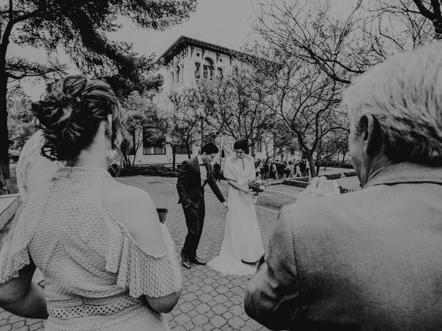 La boda de Jose y Marta en Madrid, Madrid 65