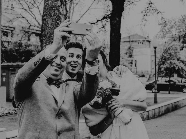 La boda de Jose y Marta en Madrid, Madrid 66