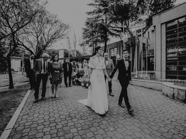 La boda de Jose y Marta en Madrid, Madrid 70