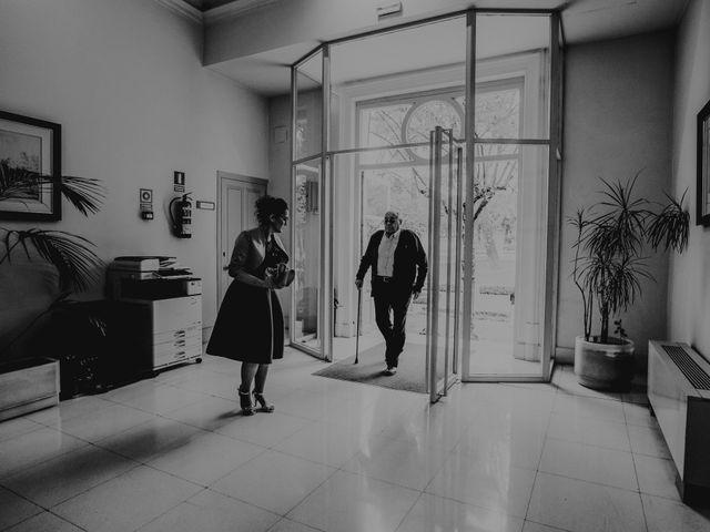 La boda de Jose y Marta en Madrid, Madrid 71