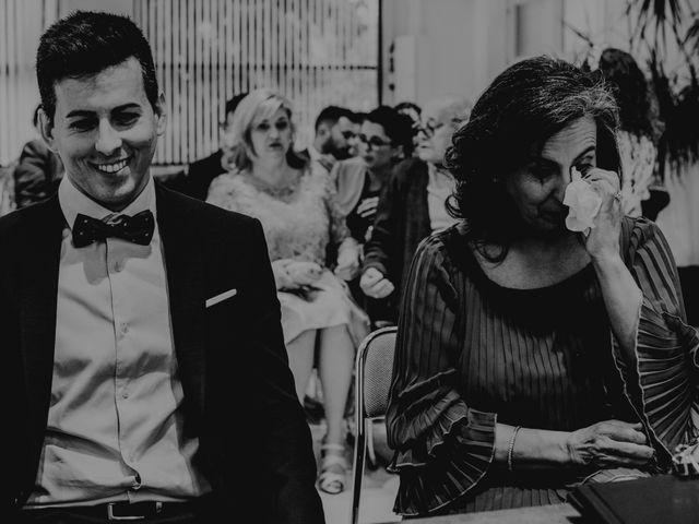 La boda de Jose y Marta en Madrid, Madrid 72