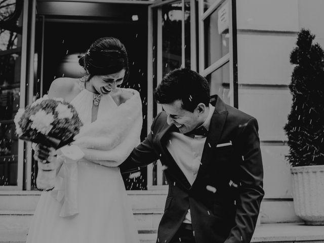 La boda de Jose y Marta en Madrid, Madrid 77
