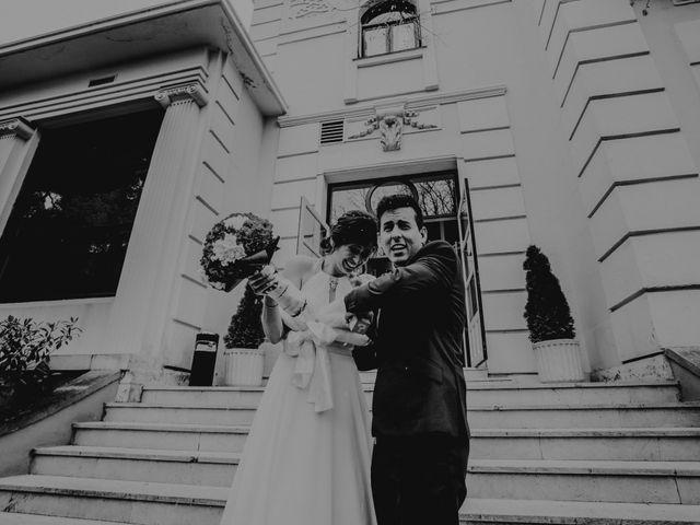 La boda de Jose y Marta en Madrid, Madrid 80