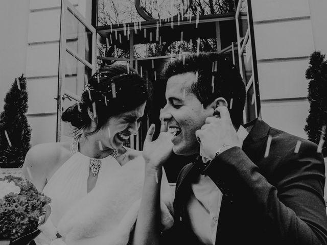 La boda de Jose y Marta en Madrid, Madrid 82