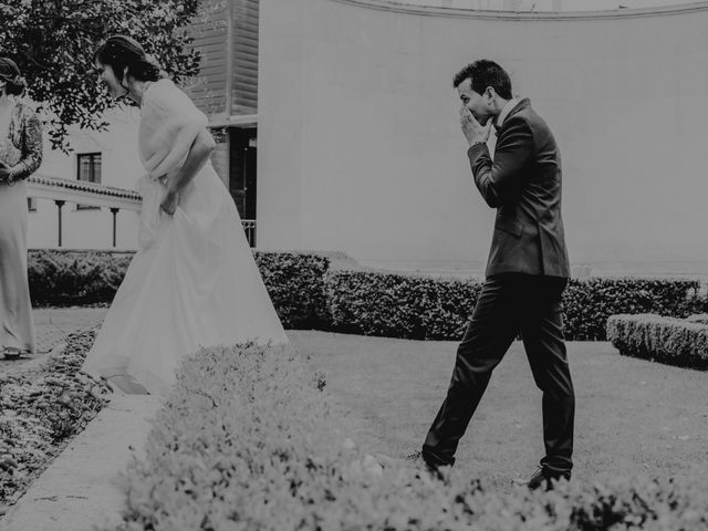 La boda de Jose y Marta en Madrid, Madrid 84