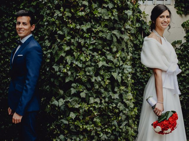 La boda de Jose y Marta en Madrid, Madrid 86