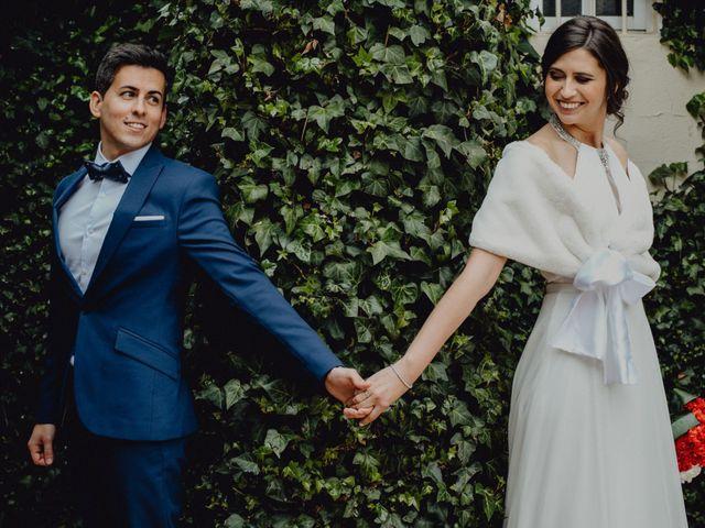 La boda de Jose y Marta en Madrid, Madrid 87