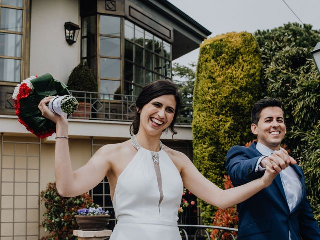 La boda de Jose y Marta en Madrid, Madrid 103