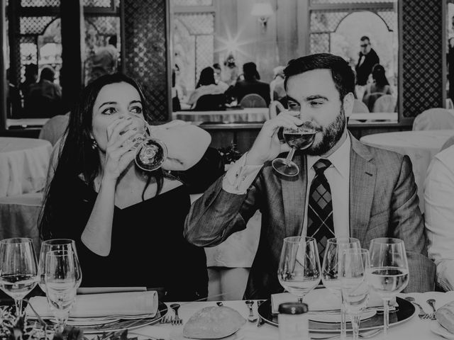 La boda de Jose y Marta en Madrid, Madrid 120