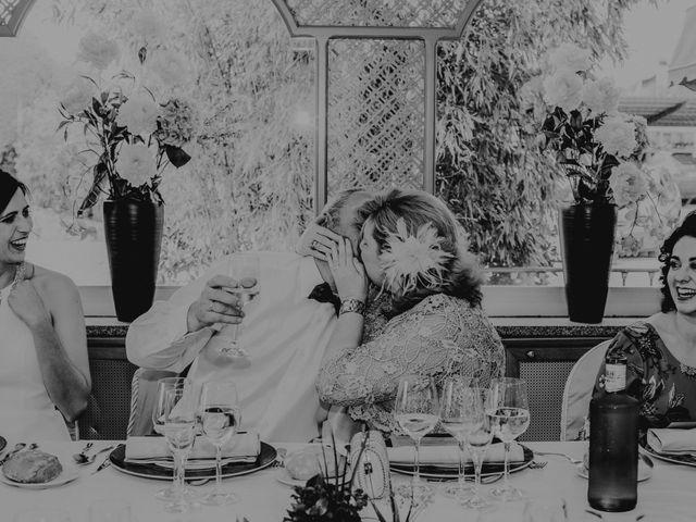 La boda de Jose y Marta en Madrid, Madrid 121