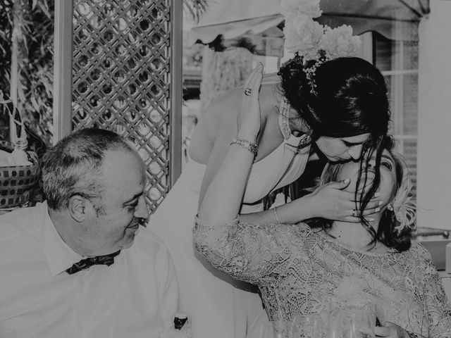 La boda de Jose y Marta en Madrid, Madrid 132