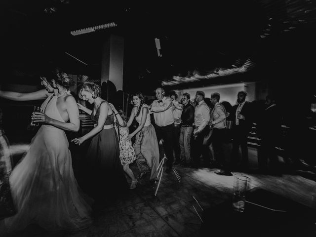 La boda de Jose y Marta en Madrid, Madrid 165