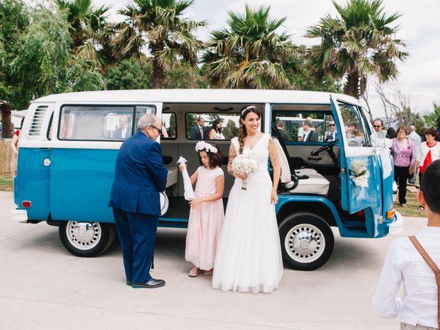 La boda de Jose Luis y Sandra en Tarifa, Cádiz 9
