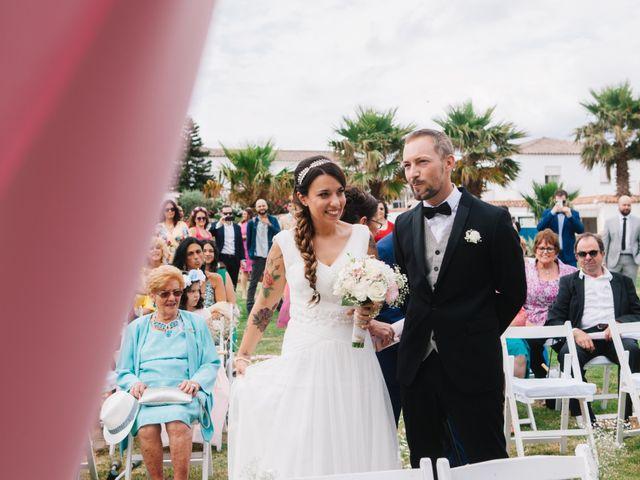 La boda de Jose Luis y Sandra en Tarifa, Cádiz 13