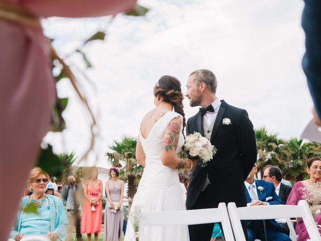 La boda de Jose Luis y Sandra en Tarifa, Cádiz 14