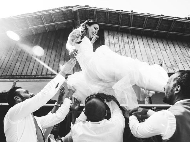 La boda de Jose Luis y Sandra en Tarifa, Cádiz 2