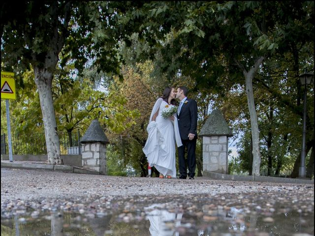 La boda de Daniel y Elena en Toledo, Toledo 11