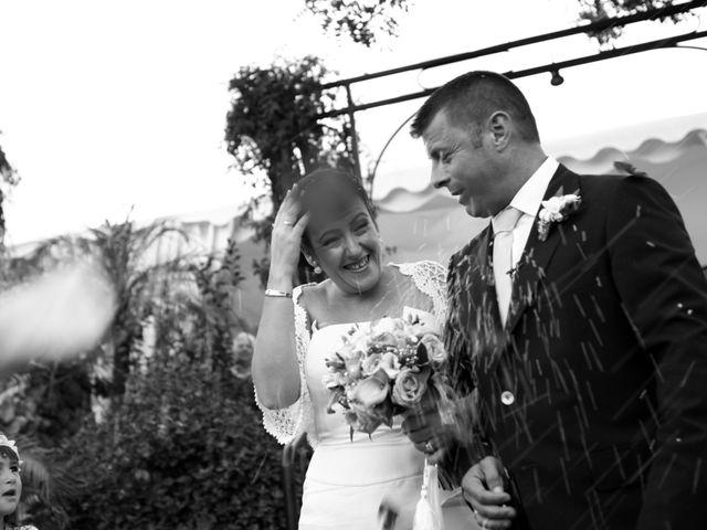 La boda de Davinia y Paco