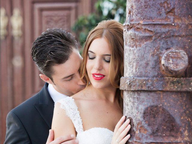 La boda de Isabel y Isidro
