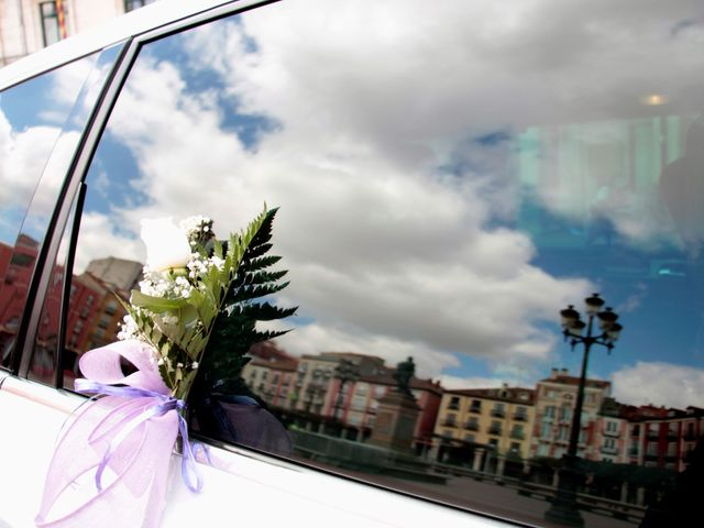 La boda de Víctor y Raquel en Burgos, Burgos 1
