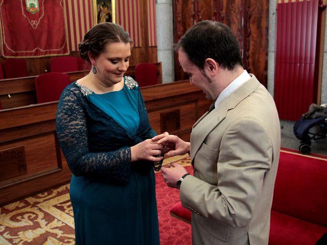 La boda de Víctor y Raquel en Burgos, Burgos 4