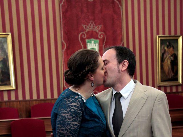 La boda de Víctor y Raquel en Burgos, Burgos 6