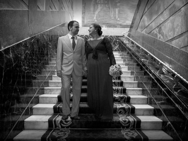 La boda de Víctor y Raquel en Burgos, Burgos 9