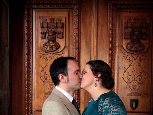 La boda de Víctor y Raquel en Burgos, Burgos 10