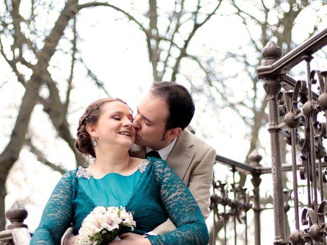 La boda de Víctor y Raquel en Burgos, Burgos 11