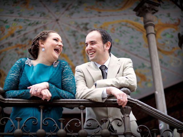 La boda de Víctor y Raquel en Burgos, Burgos 12