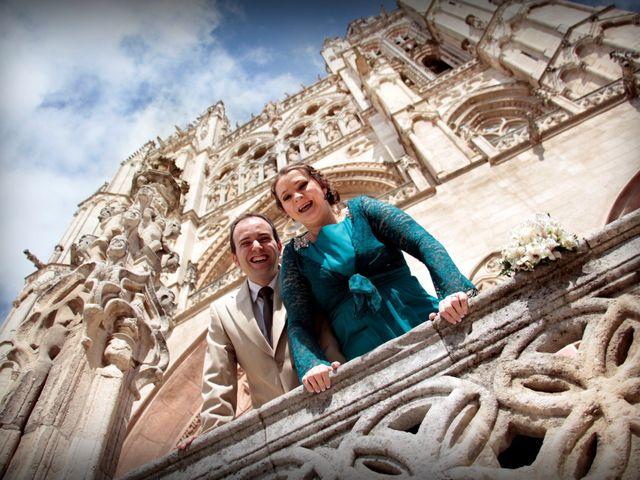 La boda de Víctor y Raquel en Burgos, Burgos 14